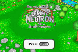 Adventures of Jimmy Neutron Boy Genius vs