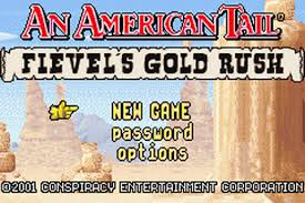 An American Tail – Fievel's Gold Rush