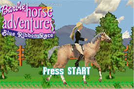 Barbie Horse Adventures - Blue Ribbon Race