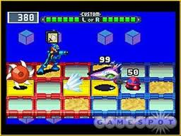 Battle Network Rockman EXE 3 Black