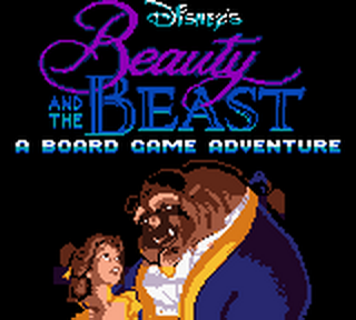 Beauty and the Beast - A Board Game Adventure