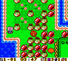 Bomberman Max - Blue Champion