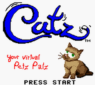 Catz - Your Virtual Petz Palz