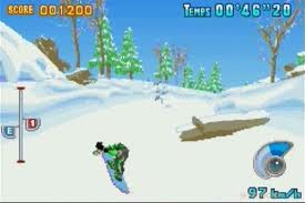 Disney Sports - Snowboarding