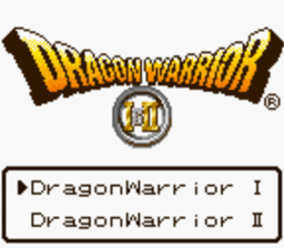 Dragon Warrior I n II