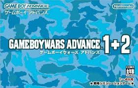 Game Boy Wars Advance 1-2