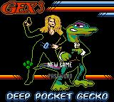 Gex 3 - Deep Cover Gecko
