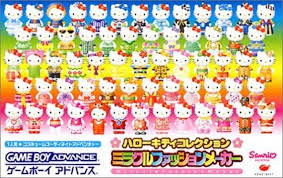 Hello Kitty Collection - Miracle Fashion Maker
