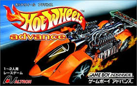 Hot Wheels Advance