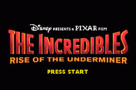 Incredibles, The - Rise of the Underminer