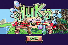 Juka and the Monophonic Menace