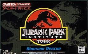 Jurassic Park Institute Tour - Dinosaur Rescue