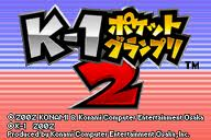 K-1 Pocket Grand Prix 2