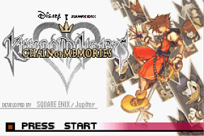Kingdom Hearts Re: Chain of Memories English