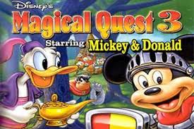 Magical Quest 3 Starring Mickey n Donald | Gbafun is a