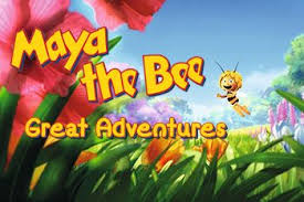 Maya the Bee - The Great Adventure