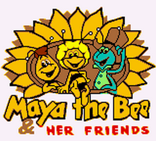 Maya the Bee n Her Friends