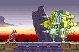 Megaman Zero 2 | Gbafun is a website let you play Retro