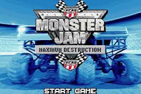 Monster Jam - Maximum Destruction