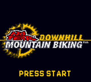 No Fear - Downhill Mountain Biking