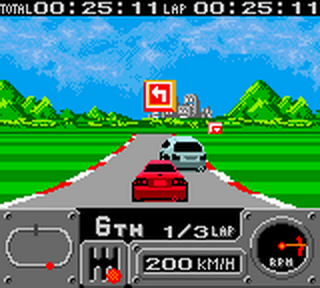 Pocket Racing
