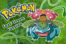 Pokemon – Leaf Green Version