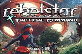 Rebelstar - Tactical Command