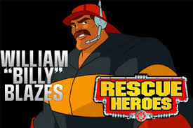 Rescue Heroes - Billy Blazes
