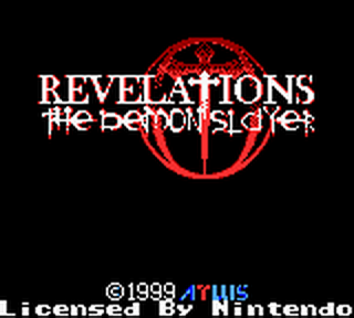 Revelations - The Demon Slayer
