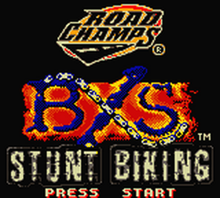 Road Champs - BXS Stunt Biking