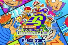Rocket Power - Zero Gravity Zone