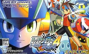 Rockman EXE 4 - Tournament Blue Moon