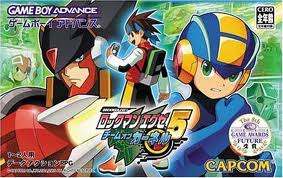 Rockman EXE 5 - Team of Colonel