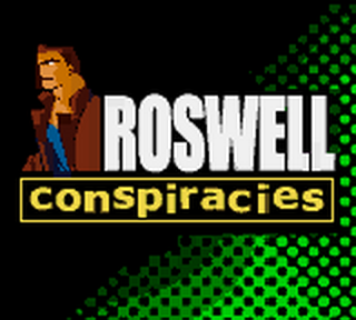 Roswell Conspiracies - Aliens, Myths n Legends