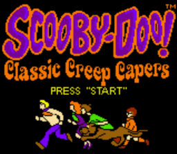 Scooby-Doo - Classic Creep Capers