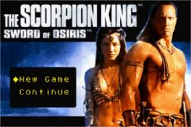 Scorpion King, The - Sword of Osiris