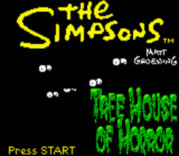 Simpsons, The - Night of the Living Treehouse of Horror