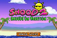 Snood 2 - Snoods on Vacation
