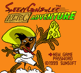 Speedy Gonzales - Aztec Adventure