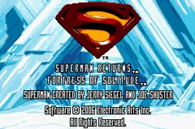 Superman Returns - Fortress of Solitude