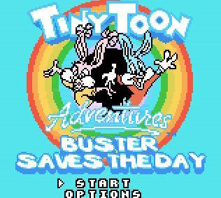 Tiny Toon Adventures - Buster Saves the Day