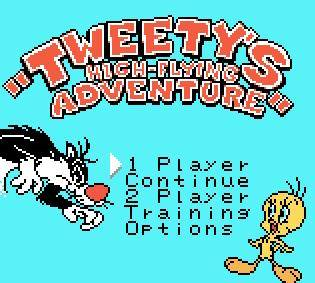 Tweety's High-Flying Adventures