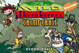 Wild Thornberrys - Chimp Chase