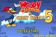 Woody Woodpecker - Crazy Castle 5