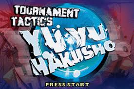 Yu Yu Hakusho - Ghostfiles - Tournament Tactics