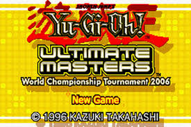 Yu-Gi-Oh - Ultimate Masters - World Championship Tournament 2006