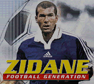 Zidane Football Generation